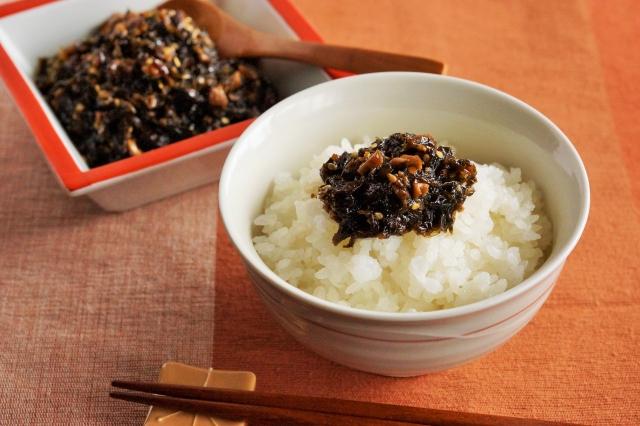 椎茸の海苔佃煮